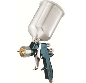 Devilbiss Finishline 4 Hvlp Spray Gun With 1 3mm Tip Metal Cup And Lid