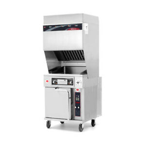 Wells Wvo g136 Ventless Cooktop With Griddle Top And Convection Oven