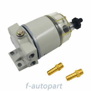 Fuel Filter Water Separator 120at For Racor R12t Marine Spin On Hot Sale