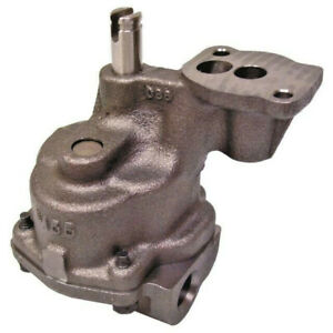 Melling M55hv Small Block Chevy 305 327 350 400 High Volume 5 8 Tube Oil Pump