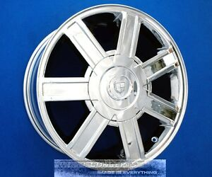 Cadillac Escalade Esv Ext 18 Inch Chrome Wheel Exchange 18 Rims