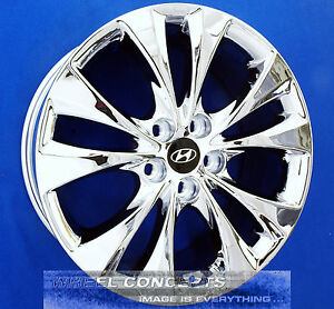 Hyundai Azera 18 Inch Chrome Wheel Exchange Oem Rims 18 70830