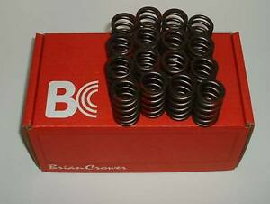 Brian Crower Bc1300 16 Single Valve Springs Kit Toyota 3sgte Shim Over Bucket 3s