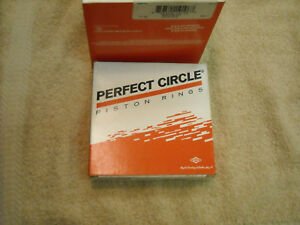 Perfect Circle S41161 Ring Ser For Case 207 Cid Engine Std
