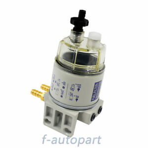 For Racor R12t Marine Spin On Fuel Filter Water Separator 120at