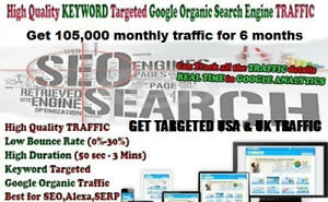 1 Million Keywords Targeted Traffic To Boost Alexa And Dominate Google