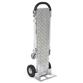 Aluminum Snap on Deck For Senior Aluminum 2 in 1 Convertible Hand Truck