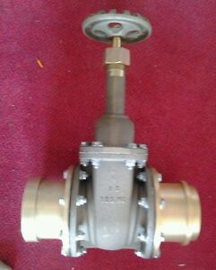 4 Gate Valve Fuel Water Shut Off New Us 125 Wo Lp1 Military