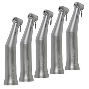 10 dental Implant Reduction 20 1 Low Speed Contra Angle Handpiece E type Sandent