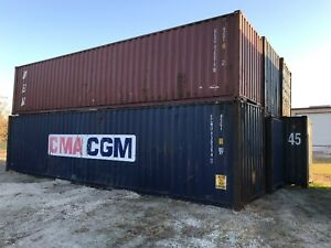 40ft Shipping Container Houston