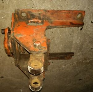 Allis Chalmers Wd45 Tractor Drawbar Load Hitch Bracket Free Shipping Part