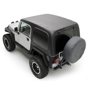 Smittybilt 519701 in Stock 1 piece Hard Top 1997 2006 Jeep Wrangler Tj