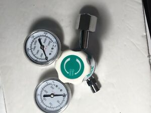 Victor Style O2 Medium Duty Medical Grade Welding Cga 540 Oxygen Regulator Nib