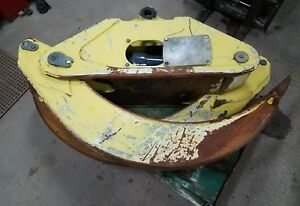 John Deere L Series Log Skidder Grapple