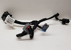 2015 2017 Gm Center Console Receptacle Usb Port Cigar Lighter Wiring Harness