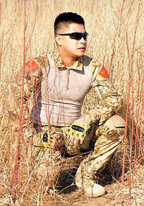 Tactical Military Hunting EDU Combat Multicam Airsoft Gen3 Pants with Knee Pads $51.29