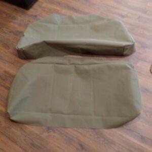 Seat Cover Kit Canvas Military Passenger Side M939 M900 Series M923 Usa Made