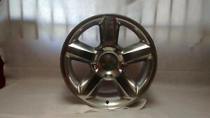 One Used 2007 2014 Chevrolet Truck Rims 9598764 20x8 5 6x5 5 00a7