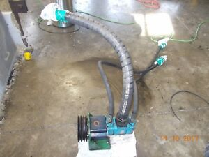 Hydraulic Power Supply Dual Pump Unit