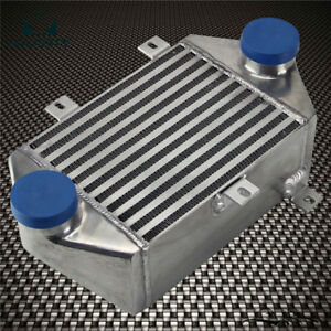 100mm Core Side Mount Alloy Intercooler For Toyota Mr2 Sw20 3sgte Turbo 90 95