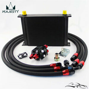 28 Row An10 Oil Cooler 3 4 16 Unf M20 1 5 Filter Relocation Adapter Hose Kit