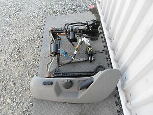 03 04 05 06 Ford Expedition 6 Way Power Seat Track Driver Lh 2003 2006