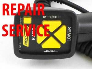 Evaluation Repair Service For Fish Stick Fisher Western Plow 6 Pin Controller
