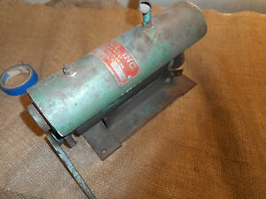 L2516 Vintage Mar bel Lsp Small Pinch Roller Sheet Metal Work