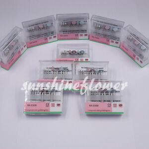 10x Ra0309 Dental Composite Polishing Kit For Low Speed Handpiece Contra Angle