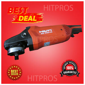 Hilti Angle Grinder Ag 700 14d Brand New Fast Shipping