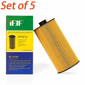 Oil Filter For Ford 6 0l 6 4l Turbo Diesel Case Of 5