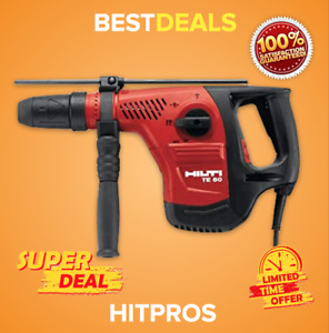 Hilti Te 50 Rotary Hammer Drill Brand New Made In Austria Fast Ship