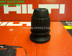 Hilti Drill Chuck Sds Fits On Te 5 Te 6 Te 14 te 15 Pre Owned Fast Shipping