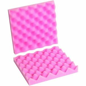 New Box Bfcsa10102 Anti Static Convoluted Foam Sets 10 X 10 X 2 Pink Pack Of 24