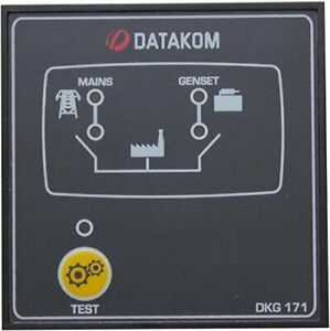Datakom Dkg 171 Generator Mains Auto Transfer Switch Control Panel ats