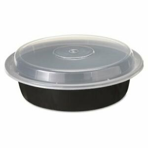 24 oz Versatainer Round Food Containers 150 Containers pac Nc723b