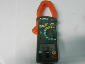 Extech 380976 Single Phase three Phase 1000a Ac Power Clamp Meter Kit