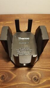 1 Thermo Scientific Tx 750 Microplate Flask Carrier 4x750ml 75003617
