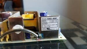 Haas Low Voltage Power Supply Has 9061 5v And 24vdc Tested Warranty