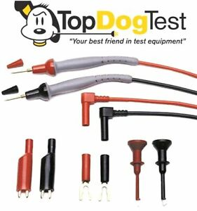 New Probe Master 8043s Dmm Test Leads