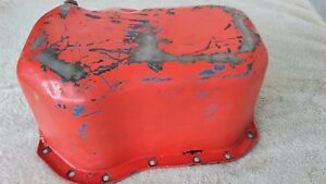 Mg Midget Ah Sprite 1275cc Engine Oil Pan Used