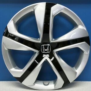 One 16 18 Honda Civic Lx 55099 16 5 Spoke Hubcap Wheel Cover 44733 tba a13