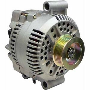 High Output 200 Amp Heavy Duty New Alternator Ford Escort Zx2