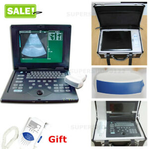 Full Digital Ultrasound Scanner Portable Laptop Machine convex Probe doppler