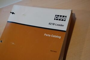 Case 621b Front End Wheel Loader Spare Parts Manual Catalog Book List 8 9370