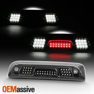 Fits 2014 2015 2016 2017 Silverado Sierra 1500 Black Led 3rd Brake Cargo Light