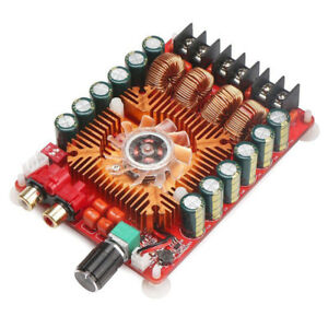 Tda7498e 160w 160w Two Channel Audio Power Amplifier Board Module 109 X 79mm