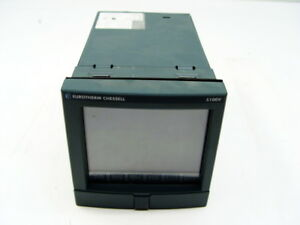 Eurotherm Chessell 5100v Video Graphic Recorder