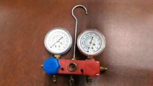 Manifold Snap On Gauge R 12