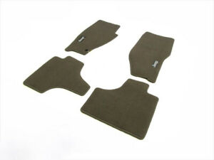 2008 2010 Jeep Liberty Carpeted Floor Mats Set Of 4 Dark Pebble Beige Mopar New